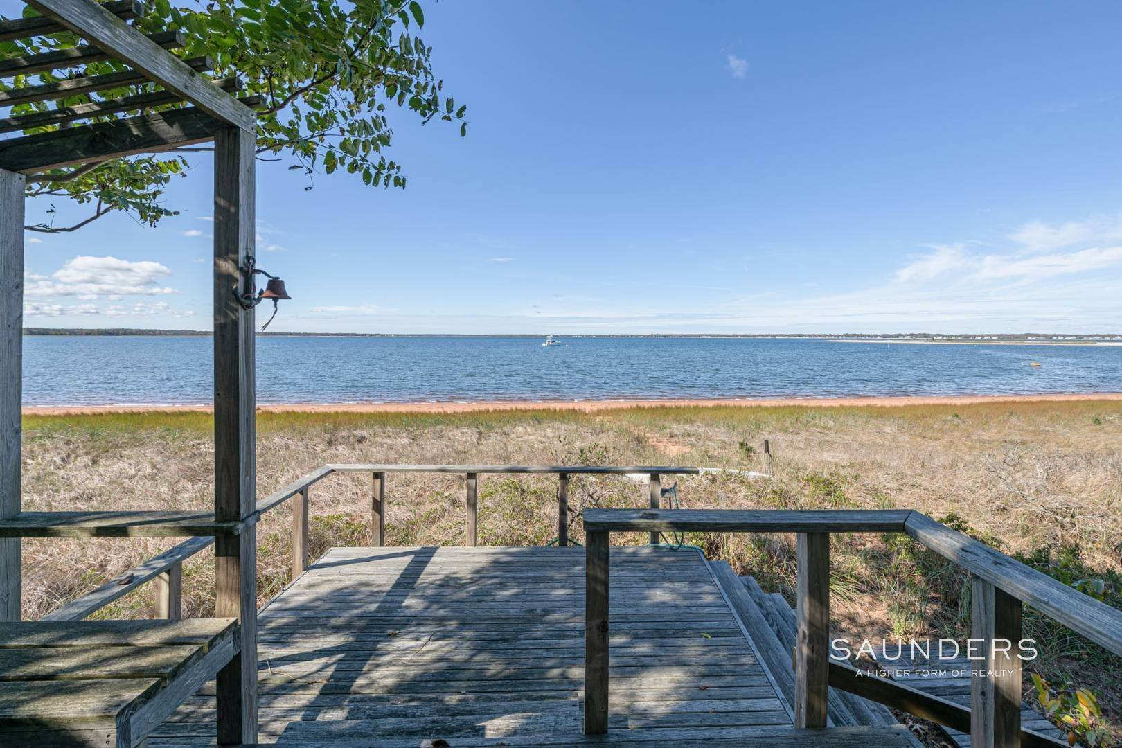 7. Single Family Homes for Sale at Red Cedar Point Waterfront 10 North Shore Road, Hampton Bays, Southampton Town, NY 11946