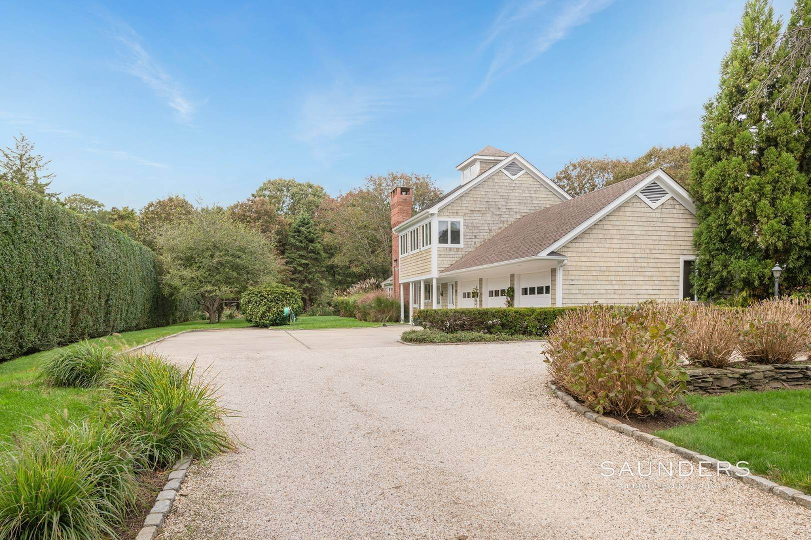 2. Single Family Homes for Sale at Prime 2.8 Acres In Sagaponack Village W/ Barn & Room For Tennis 44 Greenleaf Lane, Sagaponack Village, Southampton Town, NY 11962
