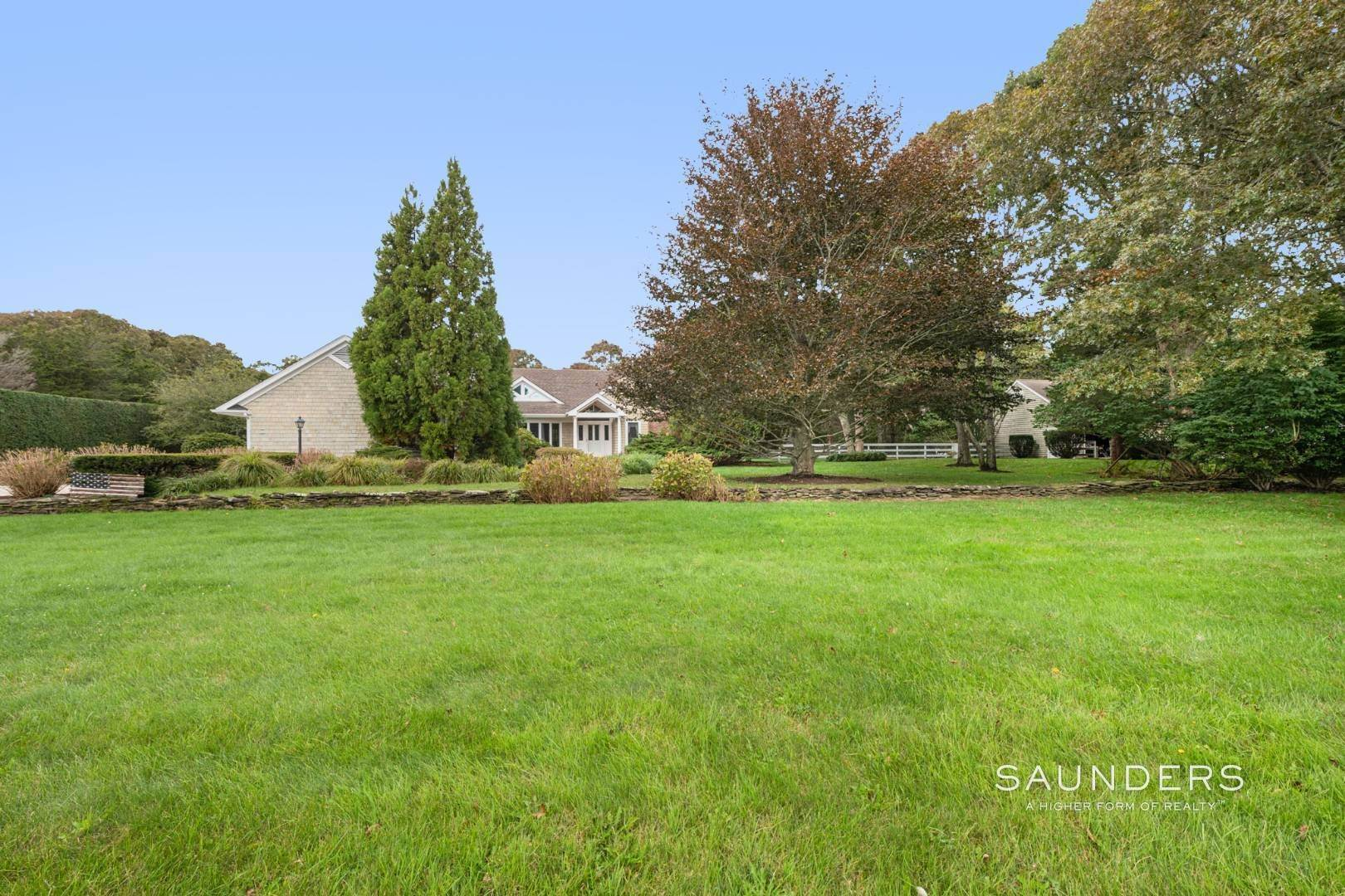 Single Family Homes for Sale at Prime 2.8 Acres In Sagaponack Village W/ Barn & Room For Tennis 44 Greenleaf Lane, Sagaponack Village, Southampton Town, NY 11962