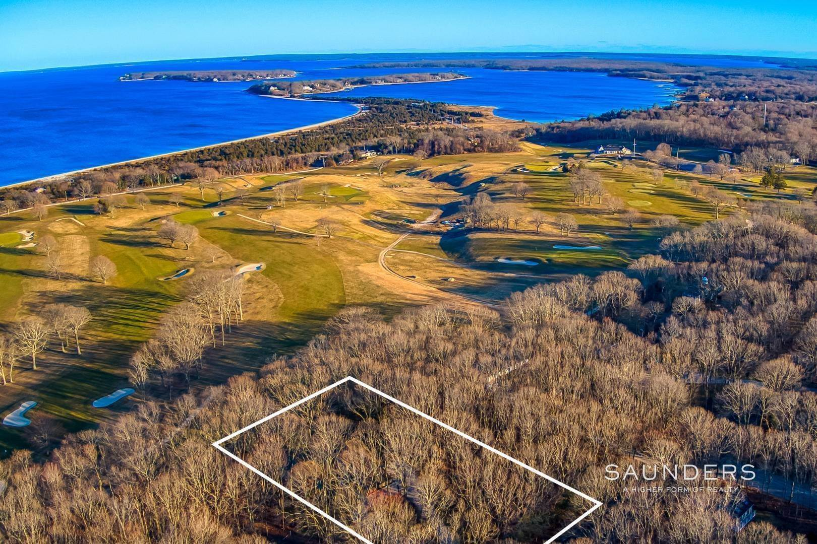 Land for Sale at Shelter Island Country Club Estate Section Acreage 30 Country Club Drive, Shelter Island Heights, Shelter Island, NY 11964