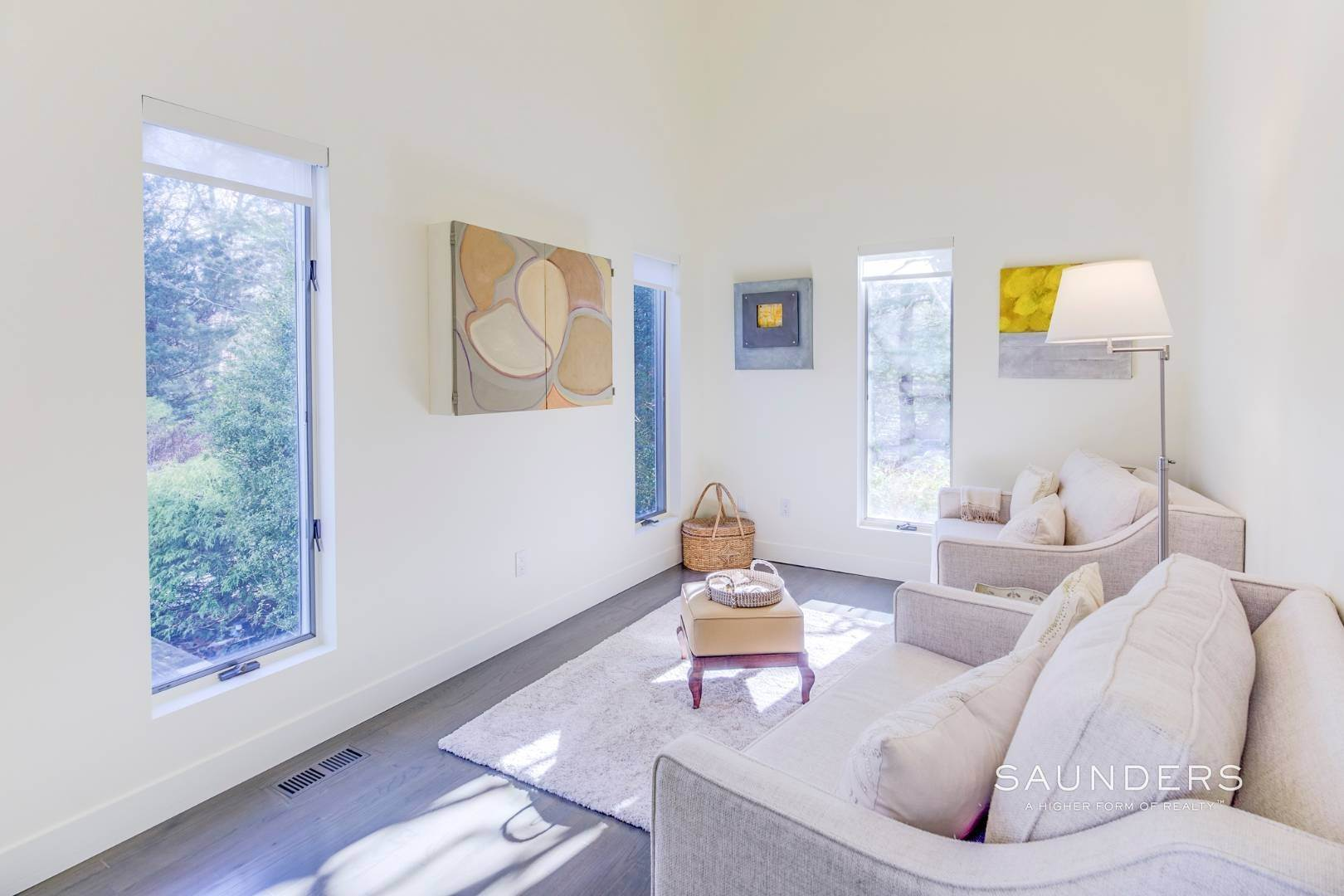 10. Single Family Homes for Sale at Artful East Hampton Postmodern 116 Sycamore Drive, East Hampton, East Hampton Town, NY 11937