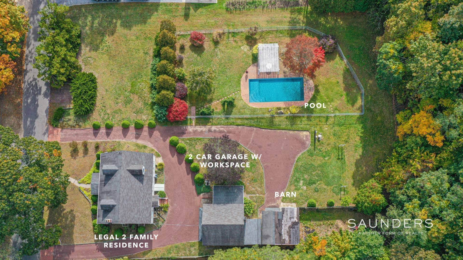 Single Family Homes for Sale at Sag Harbor Amazing Opportunity - Legal Two Family Home 40 Carroll Street, Sag Harbor, Southampton Town, NY 11963