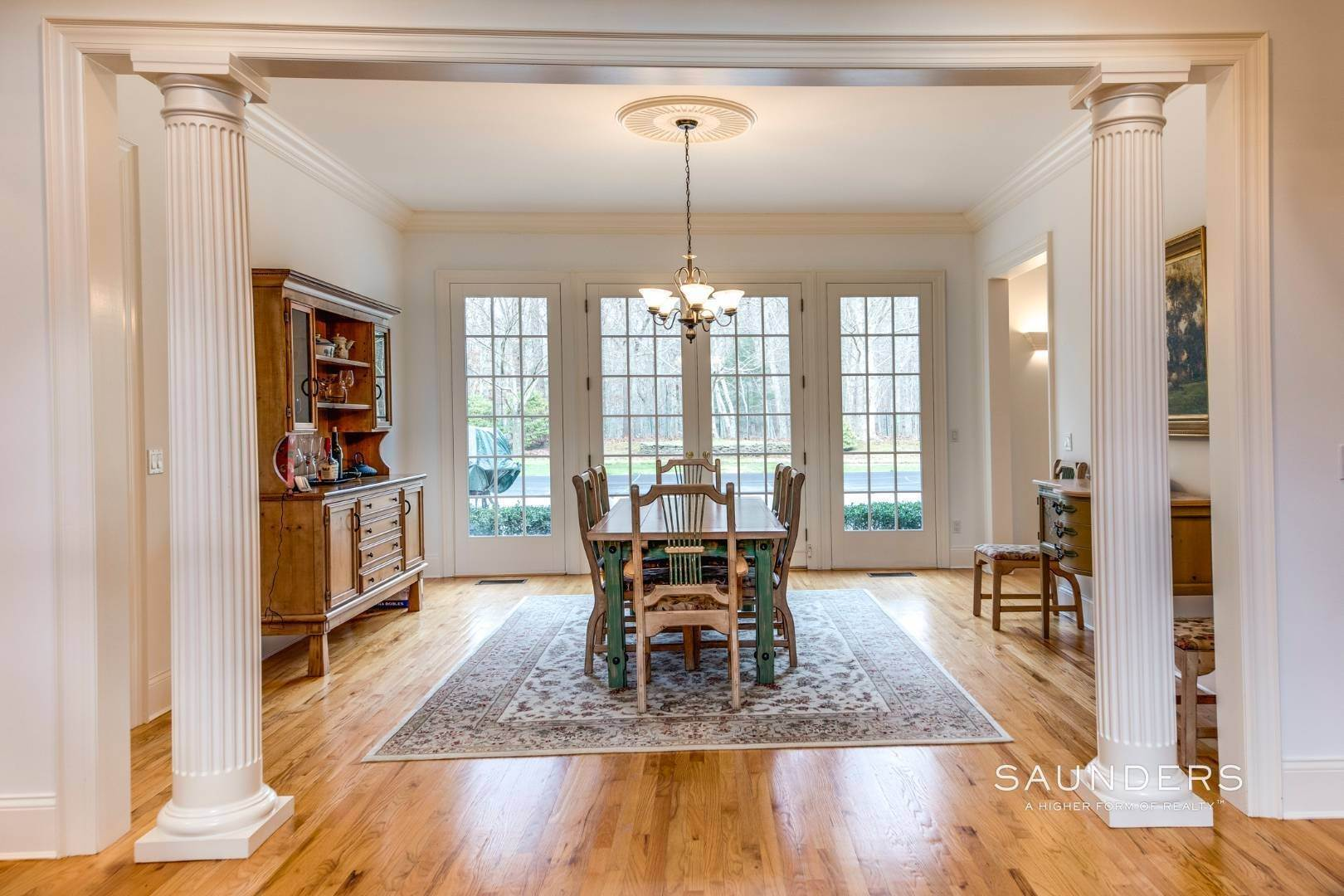 4. Single Family Homes for Sale at Builder's Own, Hamptons Traditional 33 Cedar Trails, East Hampton, East Hampton Town, NY 11937