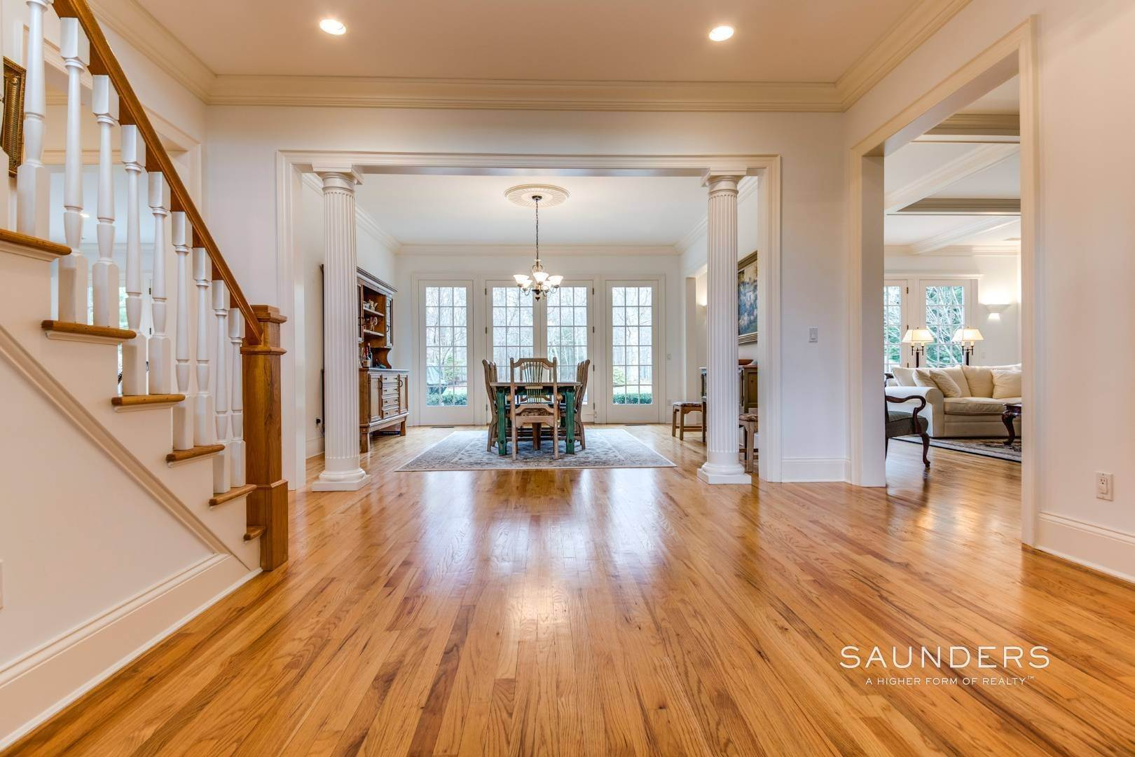 3. Single Family Homes for Sale at Builder's Own, Hamptons Traditional 33 Cedar Trails, East Hampton, East Hampton Town, NY 11937
