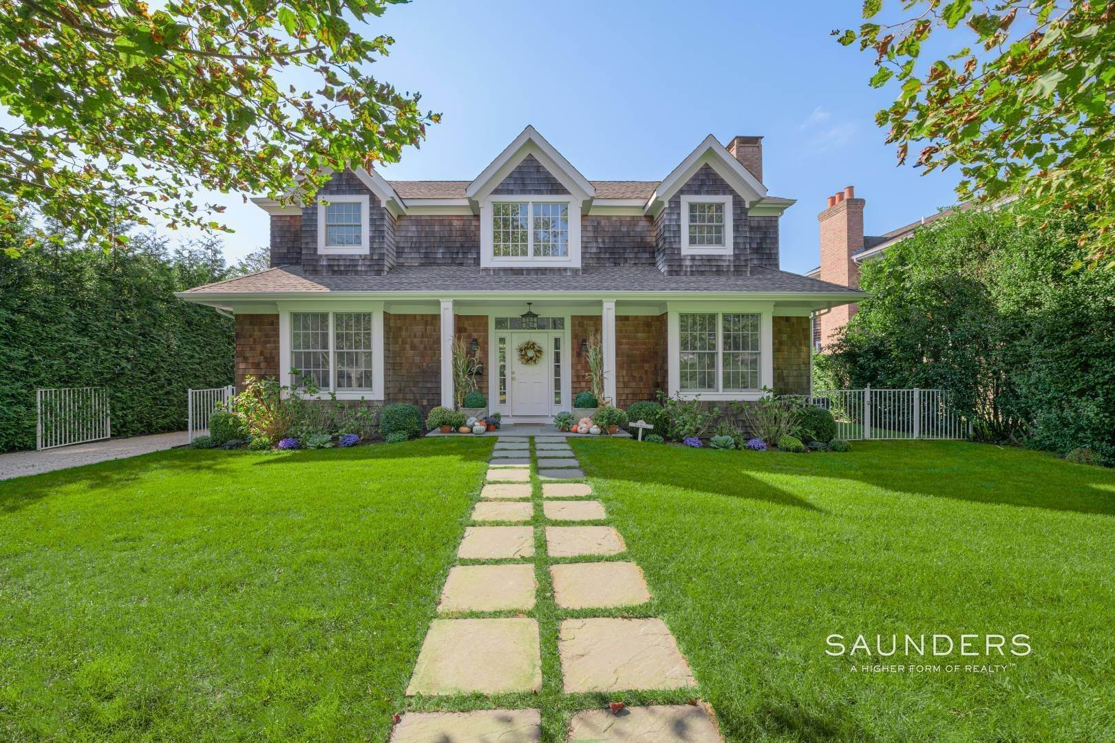 Single Family Homes for Sale at Southampton Village Gem 105 Henry Street, Southampton, Southampton Town, NY 11968