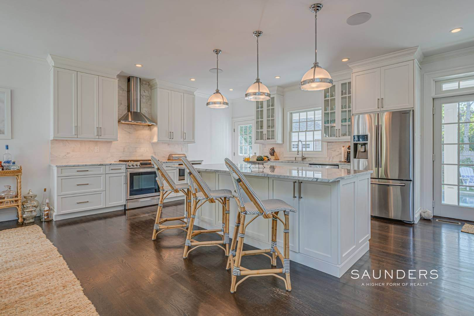 8. Single Family Homes for Sale at Southampton Village Gem 105 Henry Street, Southampton, Southampton Town, NY 11968