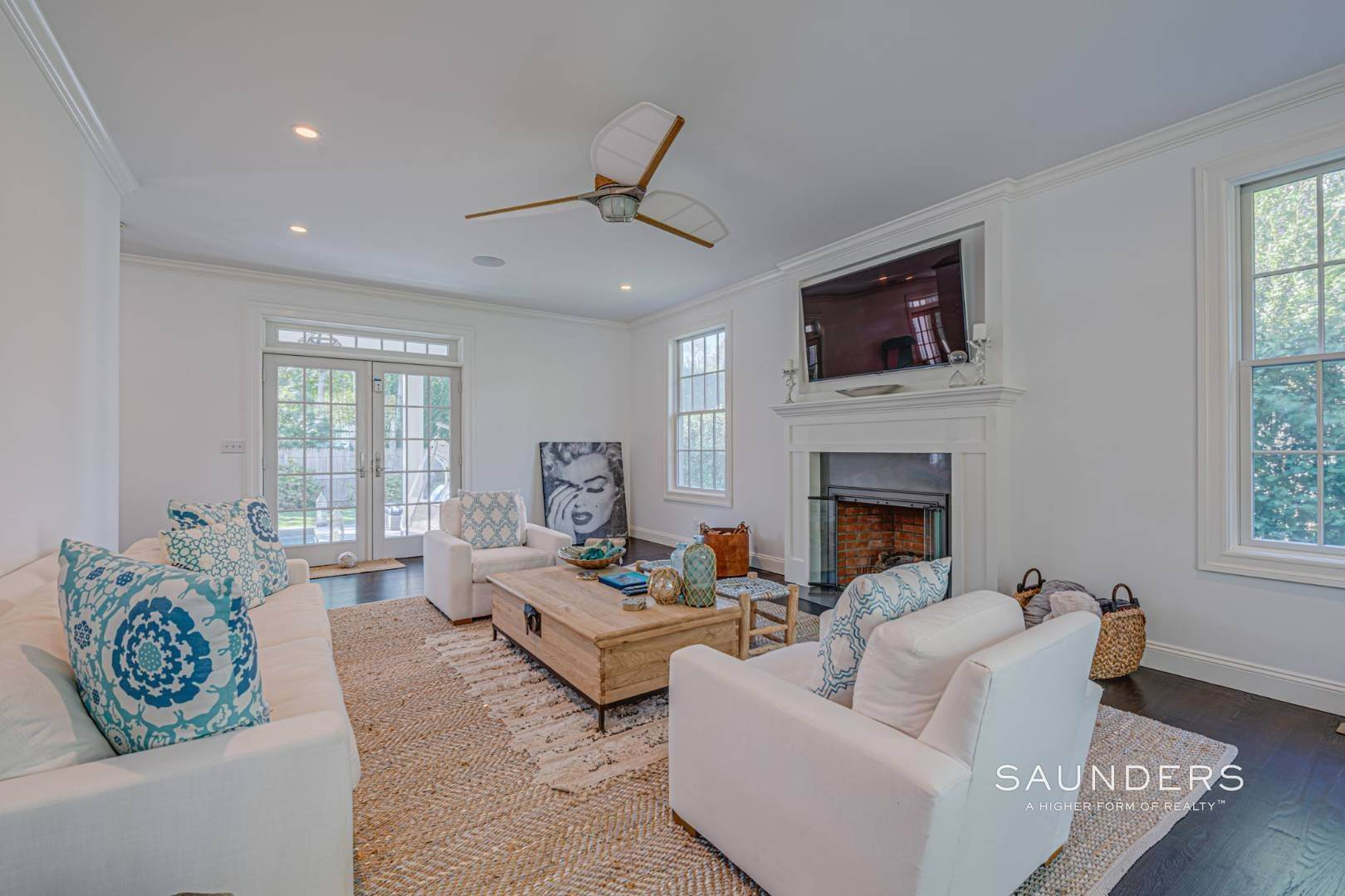 5. Single Family Homes for Sale at Southampton Village Gem 105 Henry Street, Southampton, Southampton Town, NY 11968