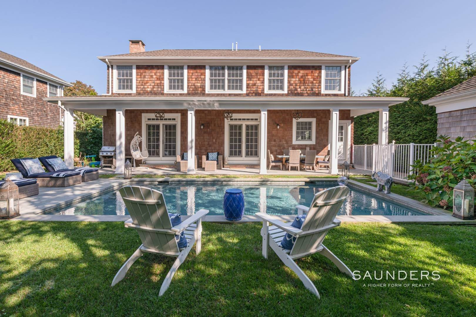 23. Single Family Homes for Sale at Southampton Village Gem 105 Henry Street, Southampton, Southampton Town, NY 11968