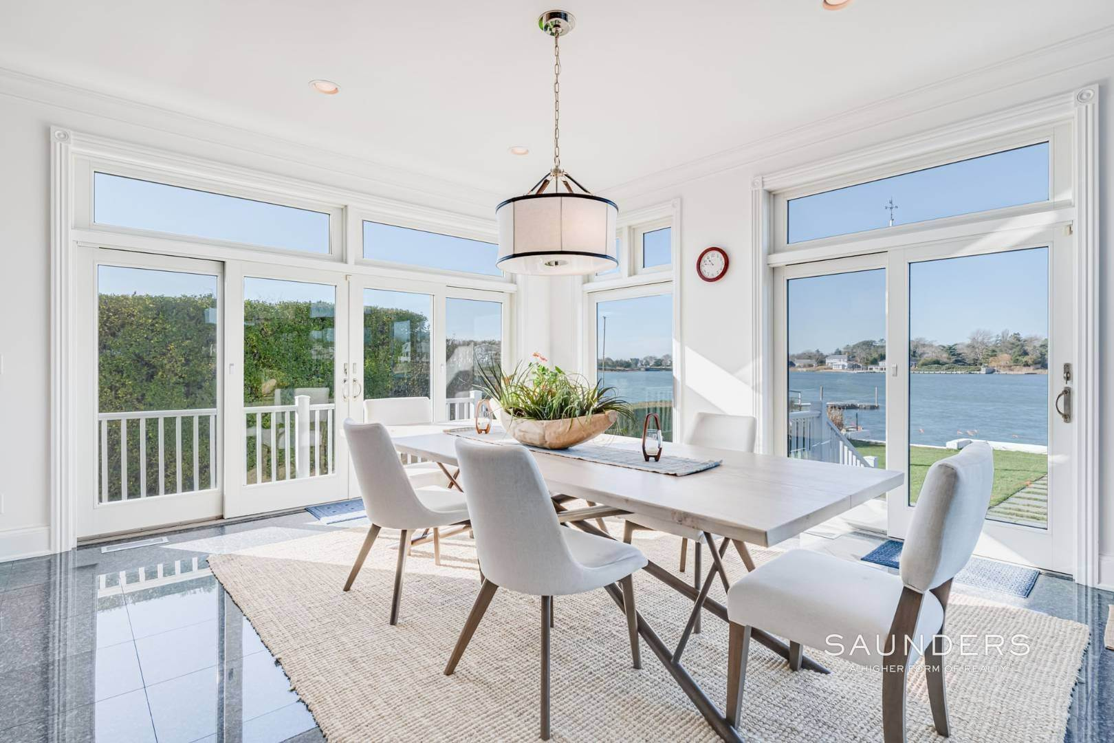 7. Single Family Homes at Attention Boaters! Waterfront Sunsets And Deep Water Dock 15 Middle Pond Lane, Southampton, Southampton Town, NY 11968