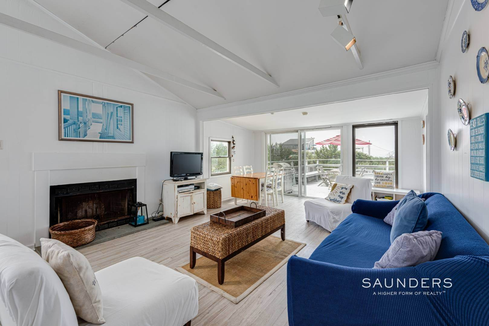 6. Single Family Homes for Sale at Beach, Bay And Magical Sunsets 800 Dune Road, Westhampton Dunes Village, Southampton Town, NY 11978