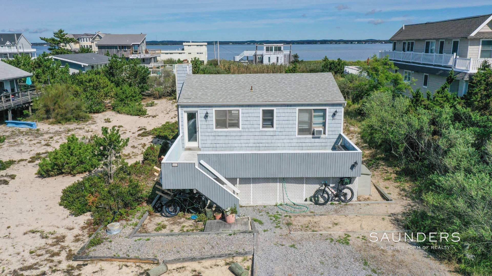 3. Single Family Homes for Sale at Beach, Bay And Magical Sunsets 800 Dune Road, Westhampton Dunes Village, Southampton Town, NY 11978