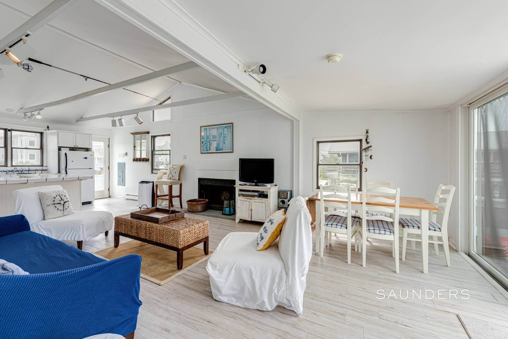 7. Single Family Homes for Sale at Beach, Bay And Magical Sunsets 800 Dune Road, Westhampton Dunes Village, Southampton Town, NY 11978