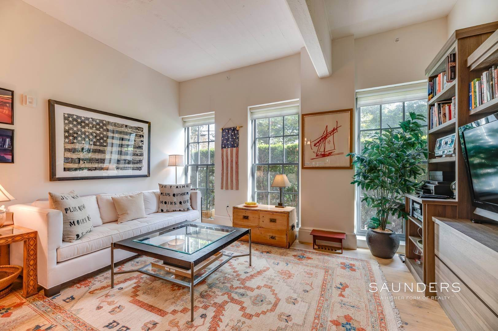 Condominiums for Sale at Watchcase, G-110 15 Church Street Unit G-110, Sag Harbor, Southampton Town, NY 11963