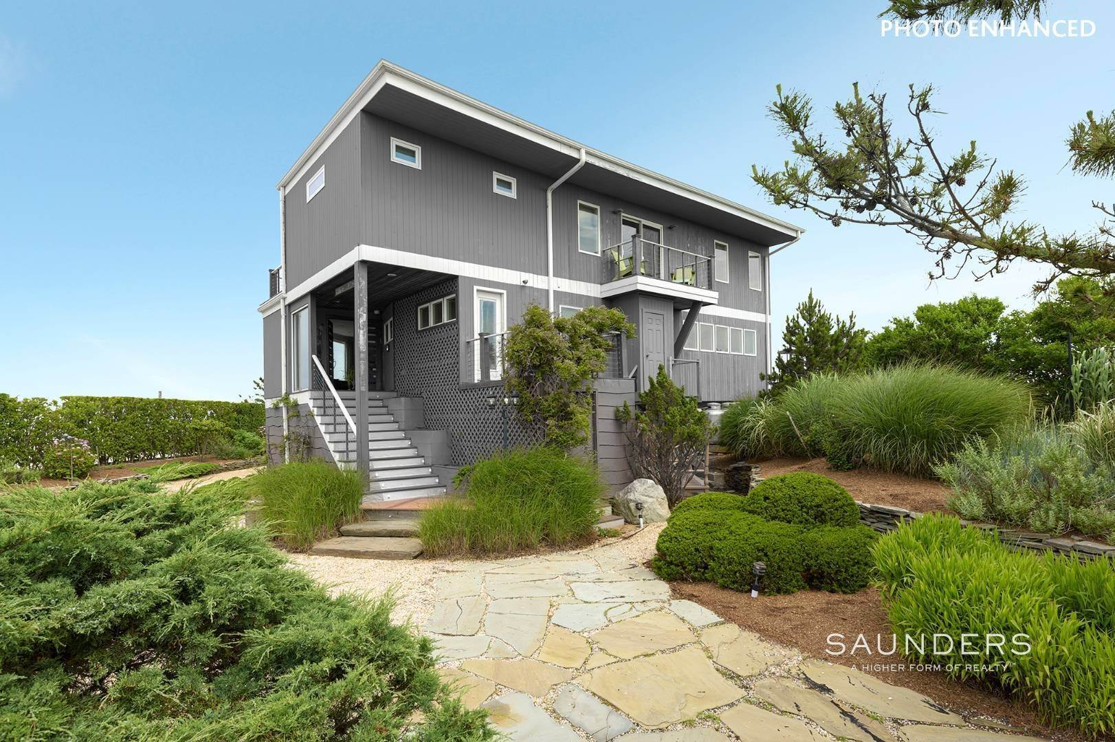 3. Single Family Homes for Sale at Bayfront Paradise 570 Dune Road, Westhampton, Southampton Town, NY 11977