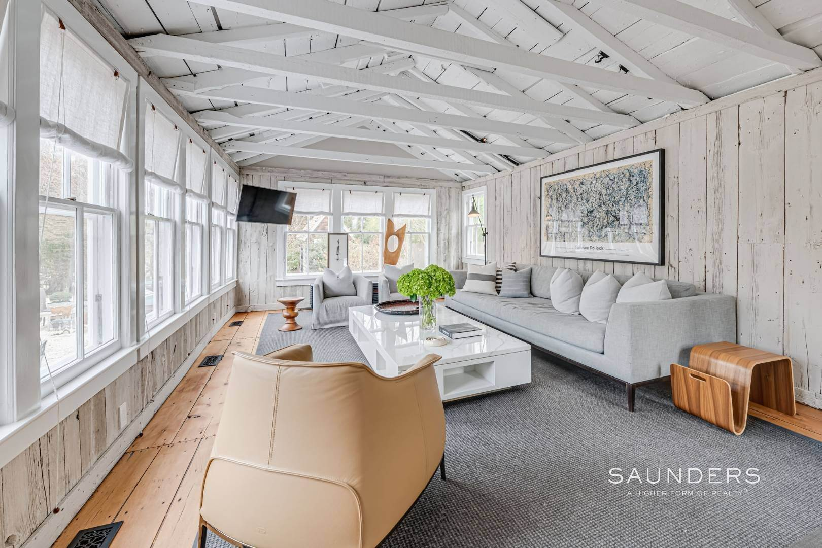 11. Single Family Homes for Sale at Sag Harbor Village Historic Renovation With Pool And Cottage 49 Rysam Street, Sag Harbor, Southampton Town, NY 11963