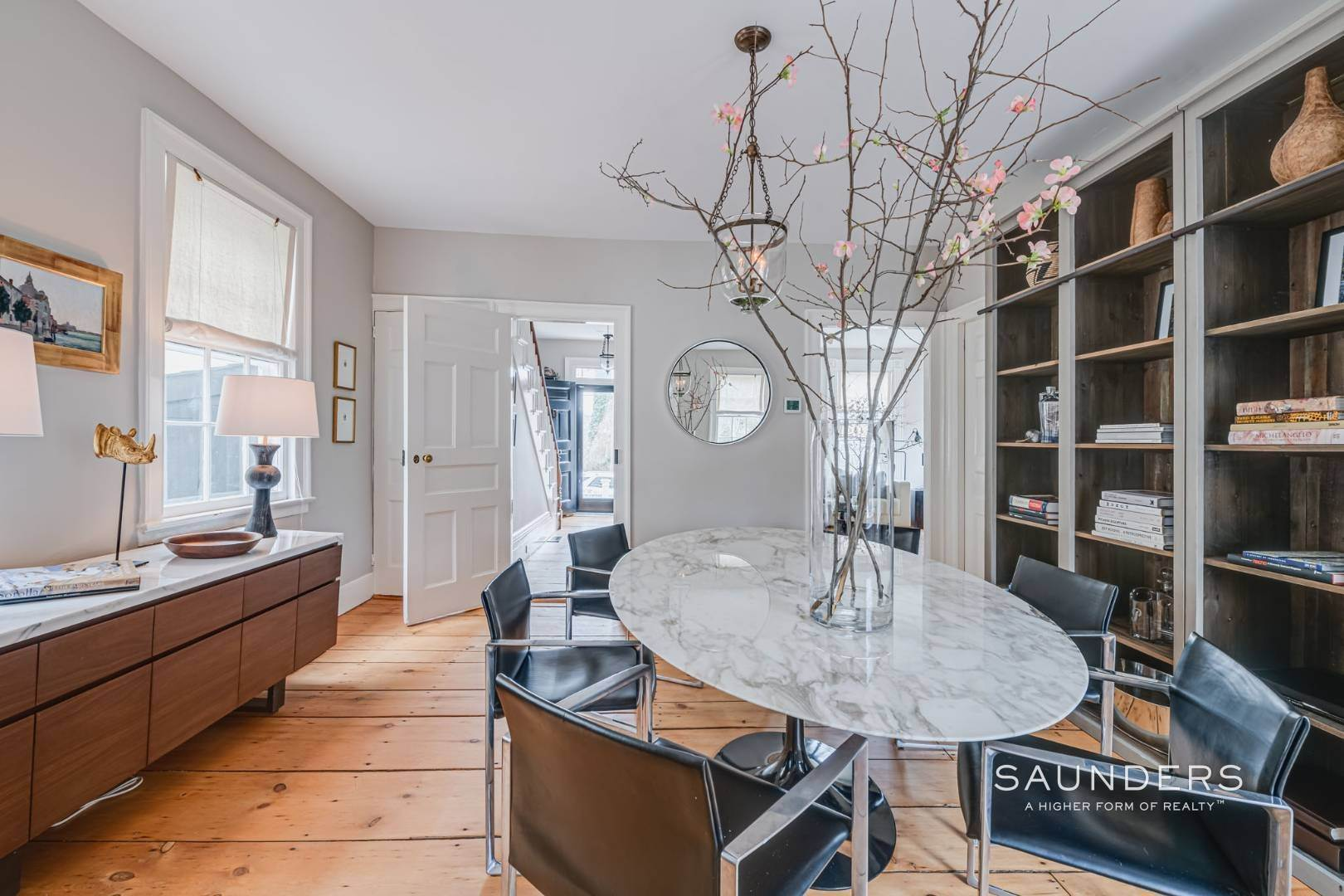 8. Single Family Homes for Sale at Sag Harbor Village Historic Renovation With Pool And Cottage 49 Rysam Street, Sag Harbor, Southampton Town, NY 11963