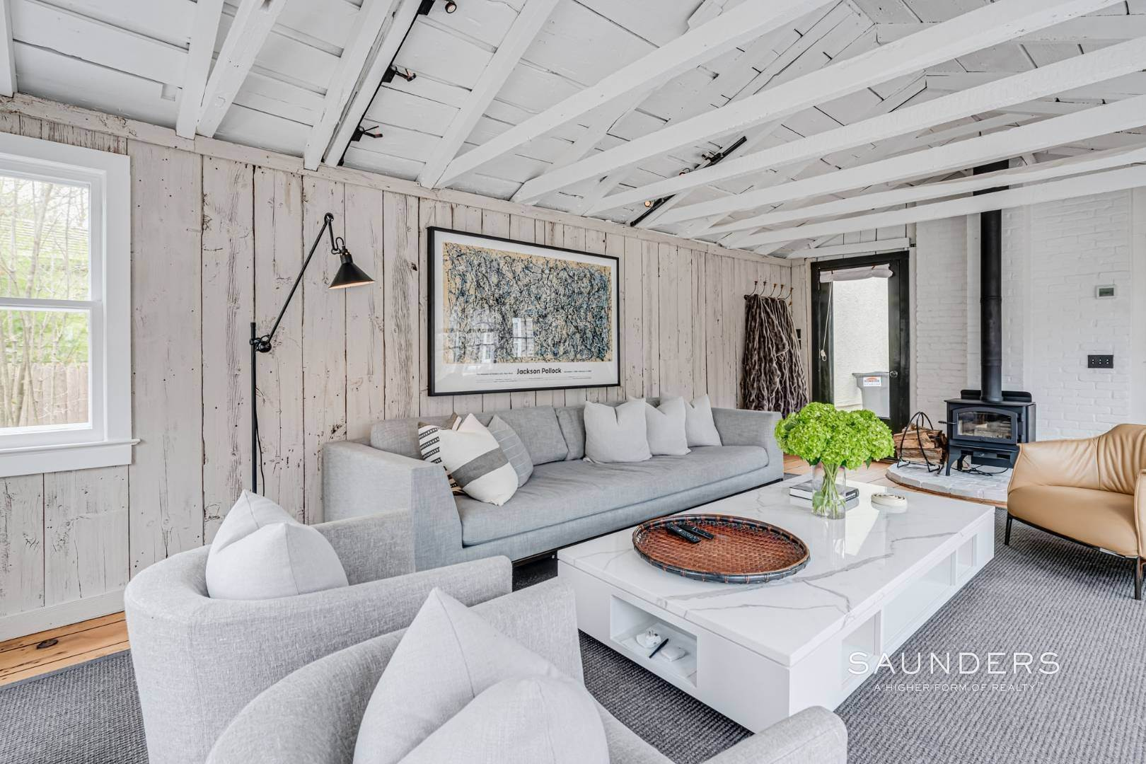 12. Single Family Homes for Sale at Sag Harbor Village Historic Renovation With Pool And Cottage 49 Rysam Street, Sag Harbor, Southampton Town, NY 11963