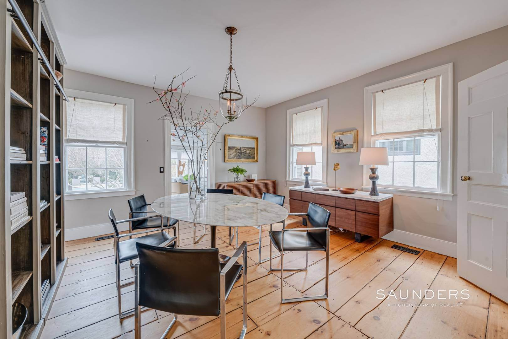 7. Single Family Homes for Sale at Sag Harbor Village Historic Renovation With Pool And Cottage 49 Rysam Street, Sag Harbor, Southampton Town, NY 11963
