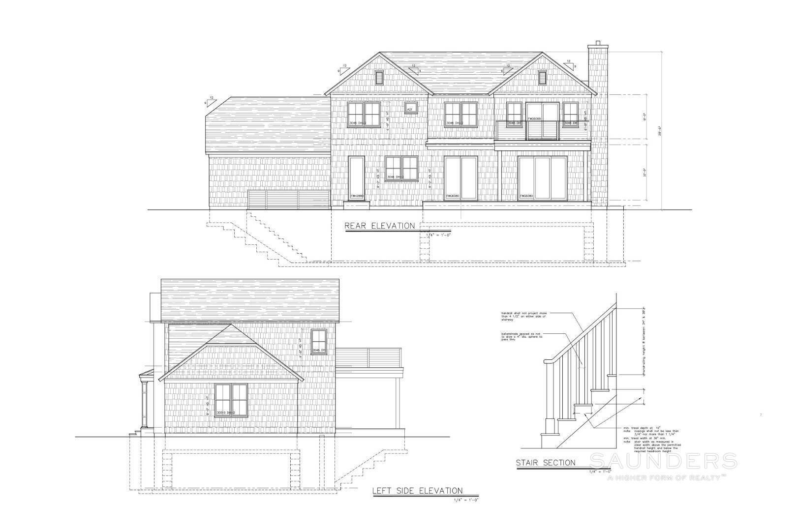 3. Single Family Homes for Sale at New Construction Southampton Cove 75 Knoll Road, Southampton, Southampton Town, NY 11968