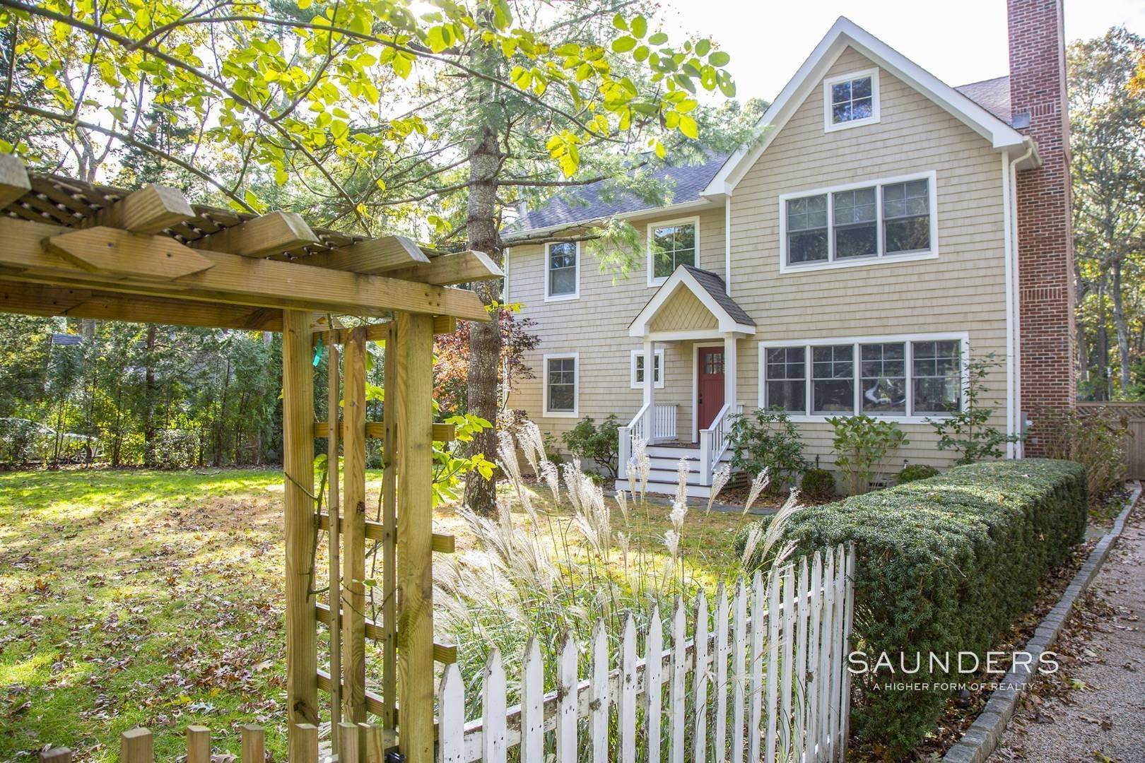 2. Single Family Homes for Sale at Modern Country Beach Vibe Turnkey In Watermill 331 Seven Ponds Towd Road, Water Mill, Southampton Town, NY 11976