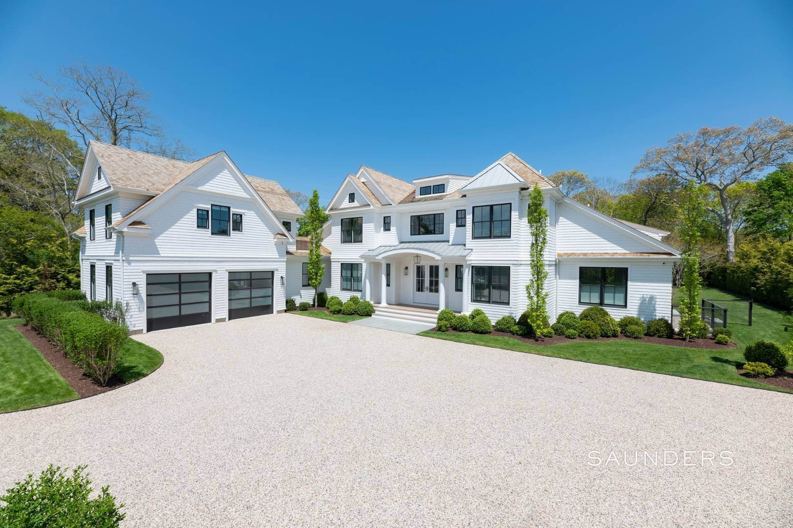 Single Family Homes for Sale at New Construction In The Village 250 Mill Road, Westhampton Beach Village, Southampton Town, NY 11978