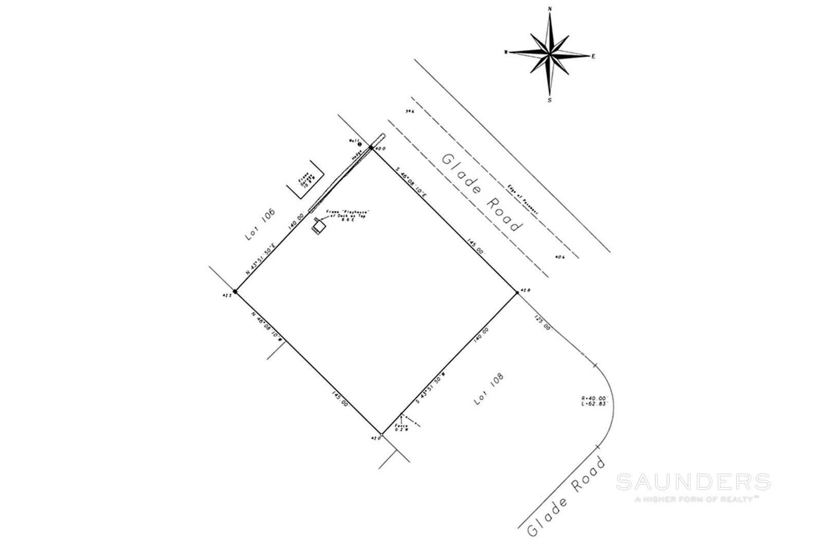 5. Land for Sale at Vacant Land In Springs 62 Glade Road, East Hampton, East Hampton Town, NY 11937