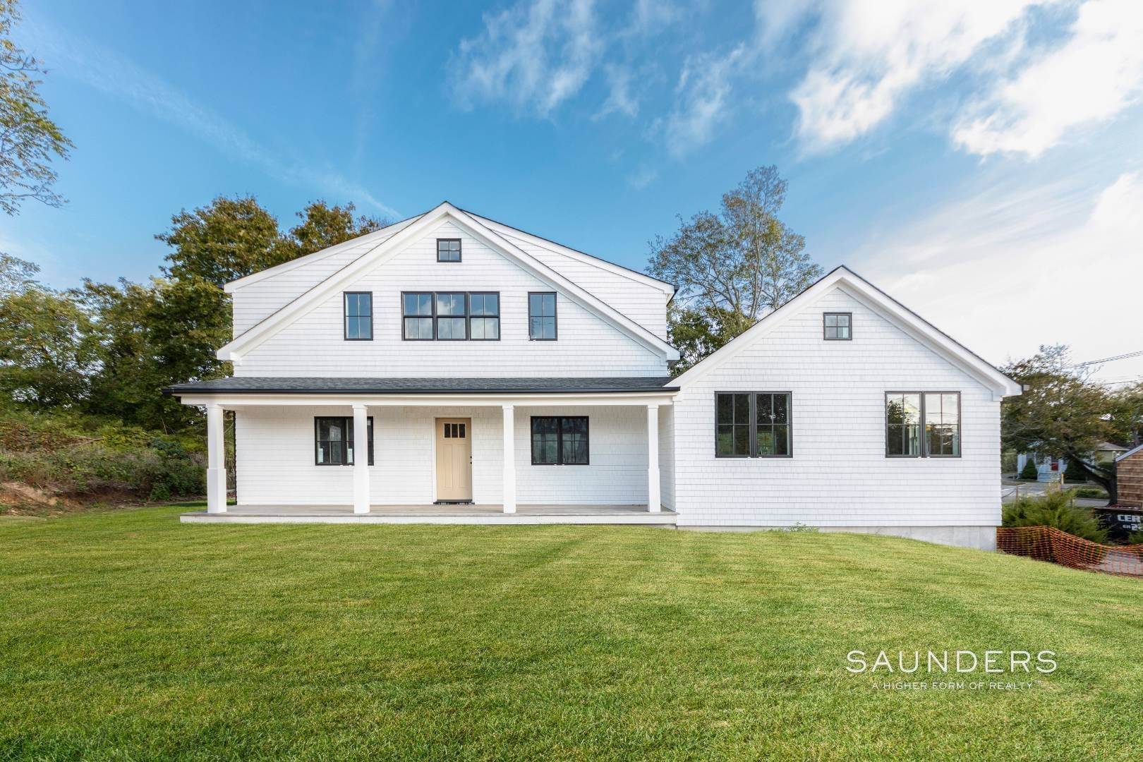 Single Family Homes for Sale at Southampton Village New Construction 21 Hillcrest Avenue, Southampton, Southampton Town, NY 11968