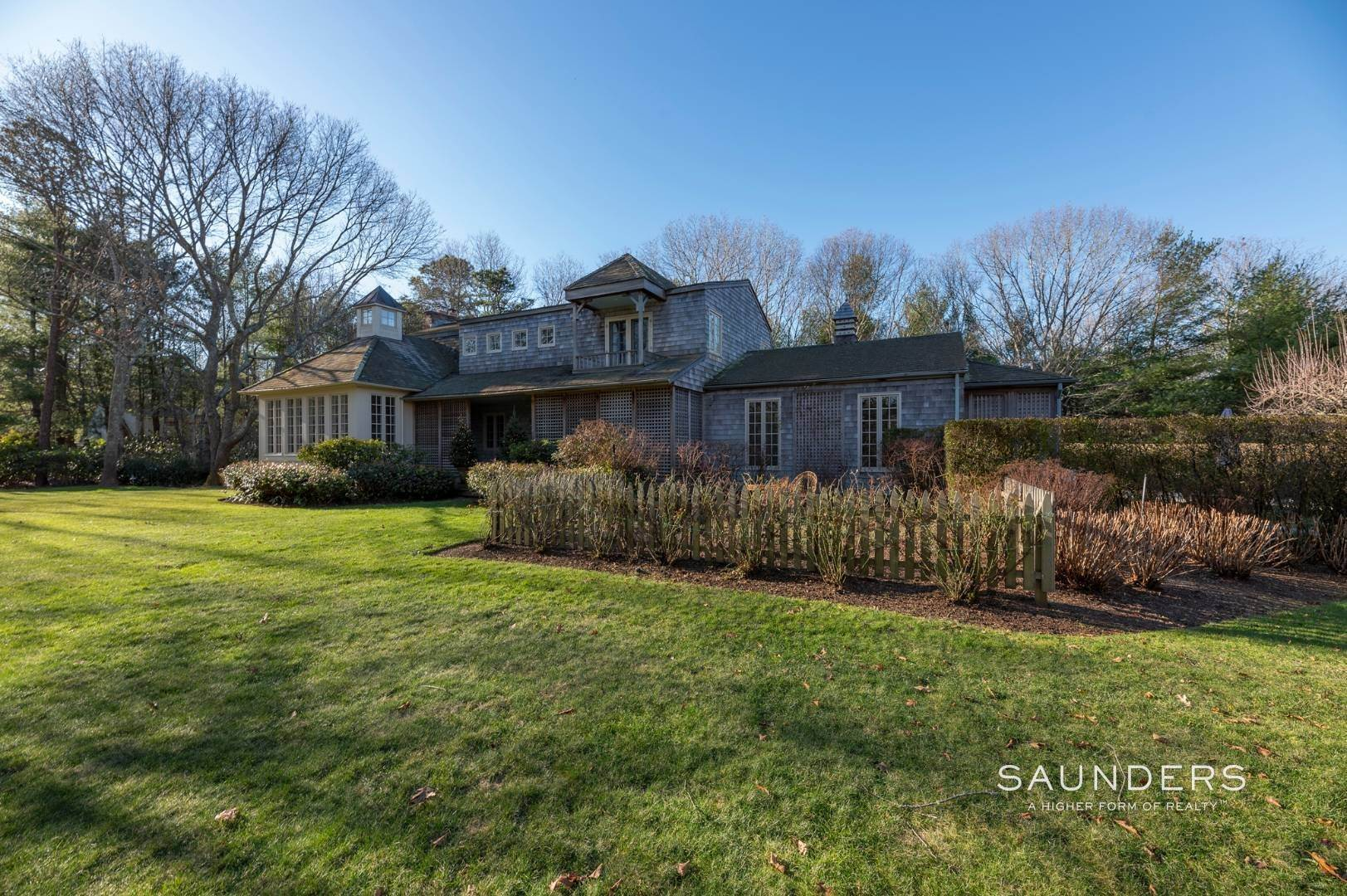 2. Single Family Homes for Sale at Expansive Sagaponack Home With Room For Pool And Tennis 788 Sagg Road, Sagaponack, Southampton Town, NY 11962
