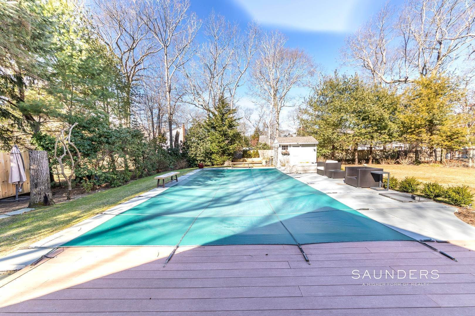 22. Single Family Homes for Sale at Clearwater Modern 5 Dorset Road, East Hampton, East Hampton Town, NY 11937