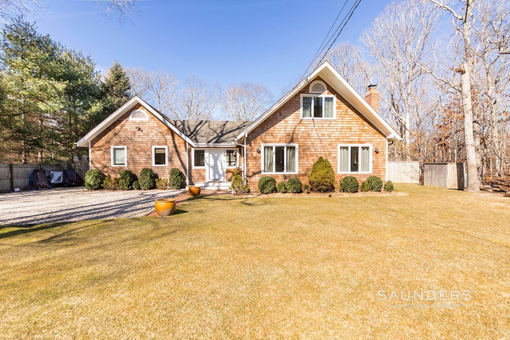Single Family Homes for Sale at Clearwater Modern 5 Dorset Road, East Hampton, East Hampton Town, NY 11937