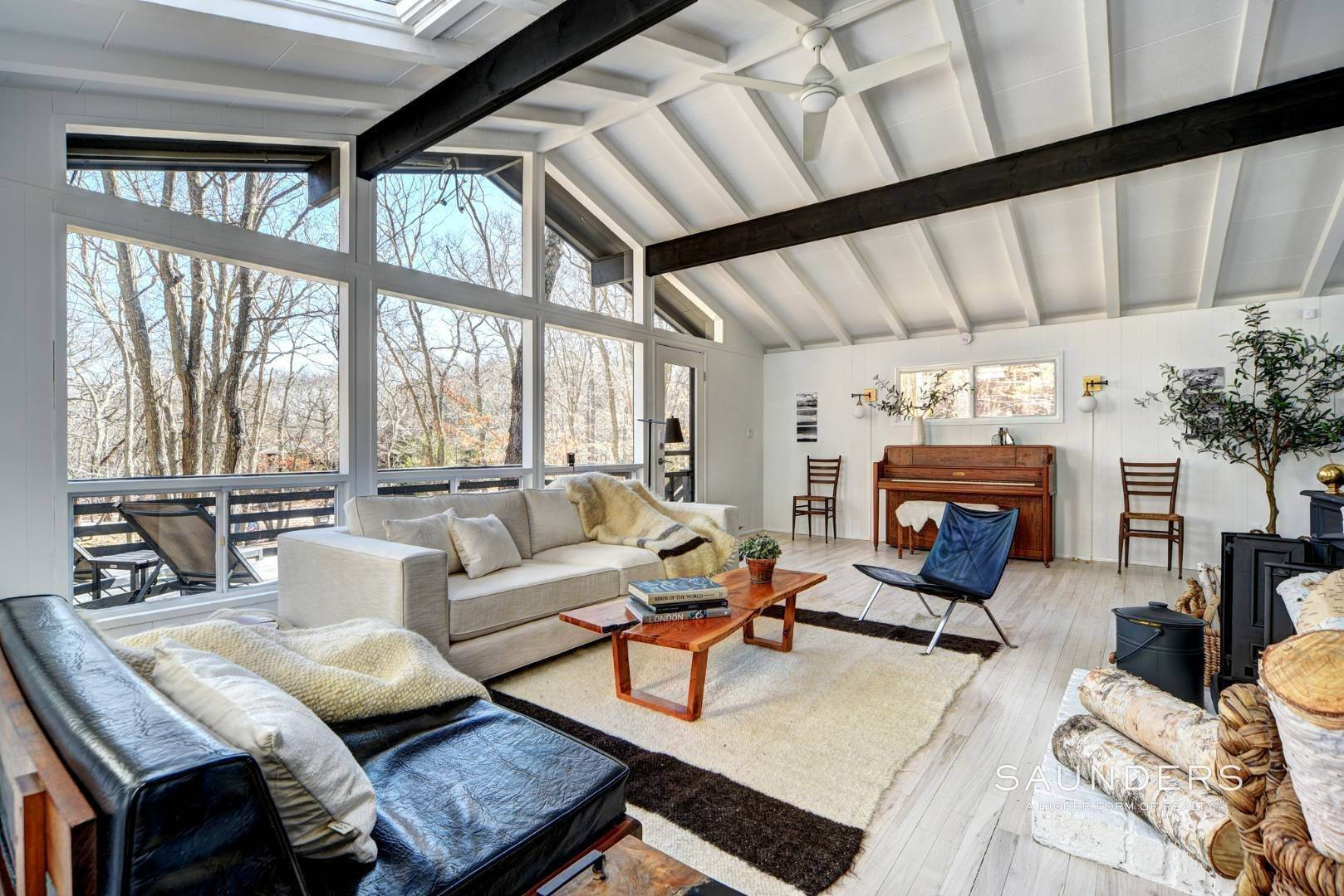 Single Family Homes at East Hampton Renovation With Water Views And Access East Hampton, East Hampton Town, NY 11937