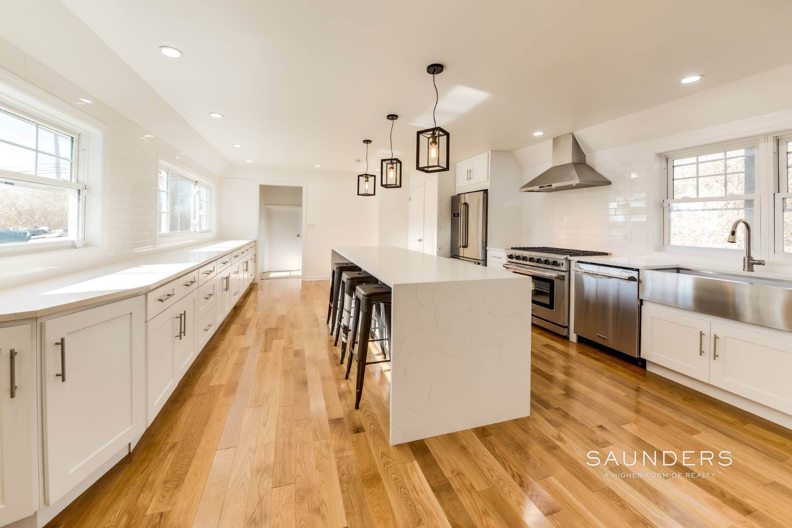 3. Single Family Homes for Sale at Montauk - New Custom Renovation 80 Essex Street, Montauk, East Hampton Town, NY 11954