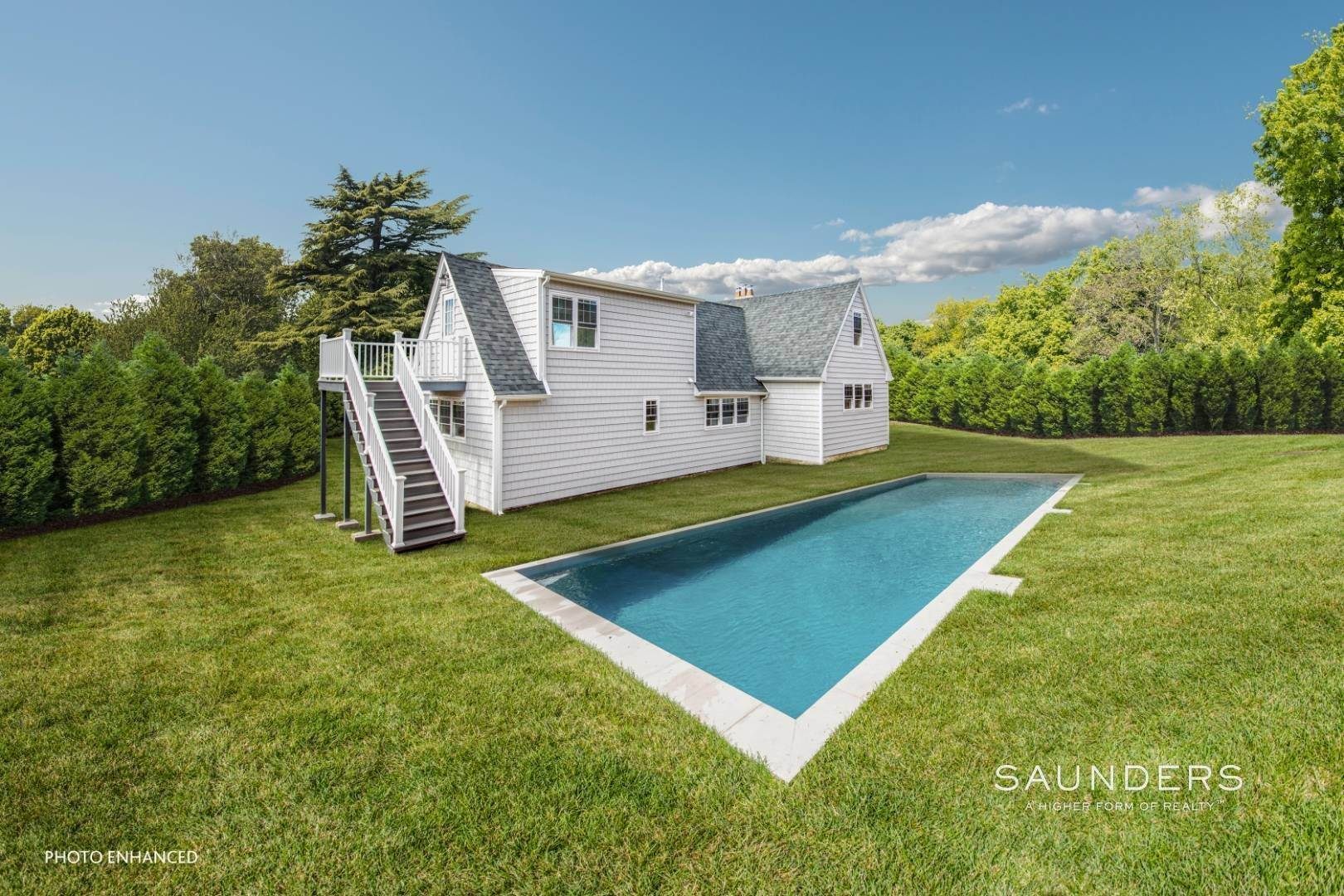 2. Single Family Homes at New To The Rental Market 80 Essex Street, Montauk, East Hampton Town, NY 11954