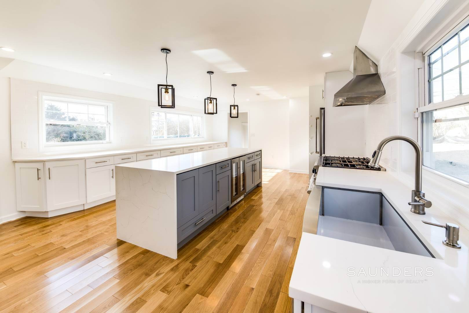 6. Single Family Homes for Sale at Montauk - New Custom Renovation 80 Essex Street, Montauk, East Hampton Town, NY 11954