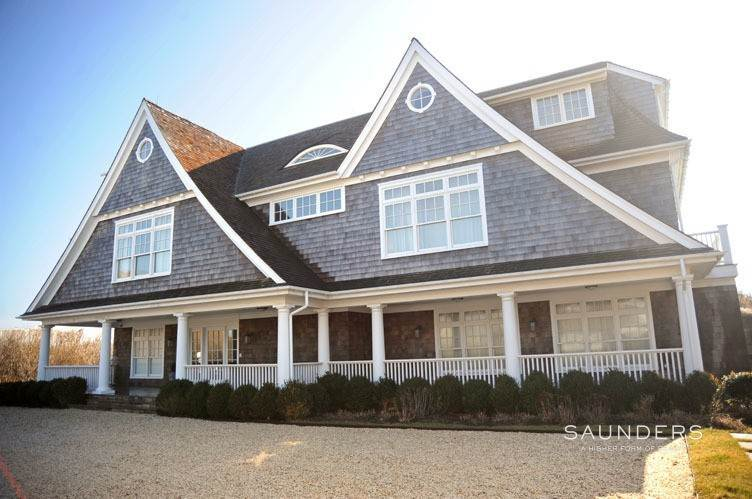 6. Single Family Homes at Bridgehampton Oceanfront Bridgehampton, Southampton Town, NY 11932