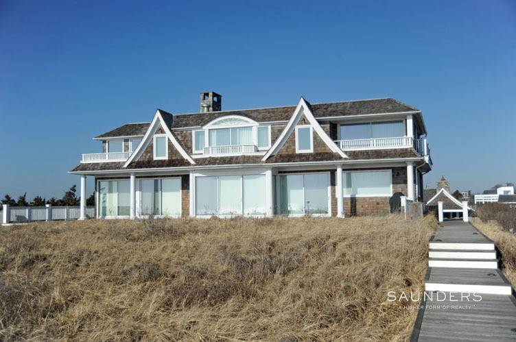 Single Family Homes at Bridgehampton Oceanfront Bridgehampton, Southampton Town, NY 11932