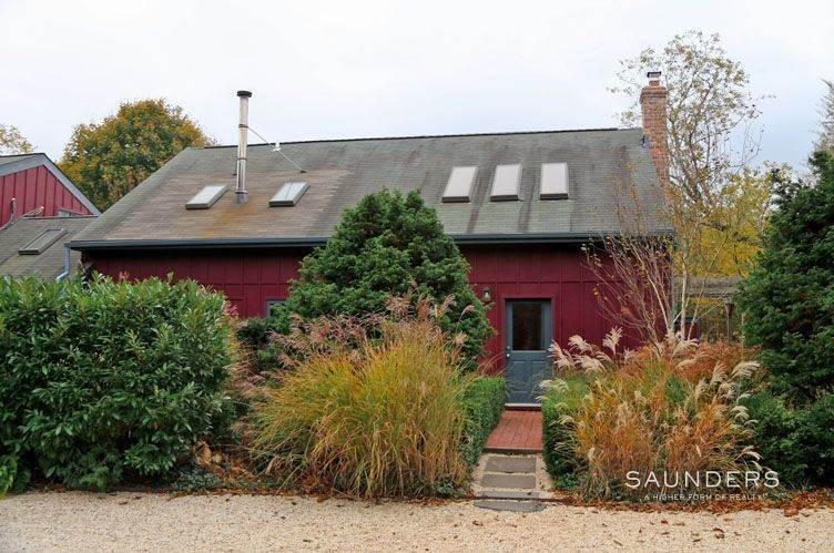 2. Single Family Homes for Sale at Unique Barn Residence And Studio Westhampton, Southampton Town, NY 11977