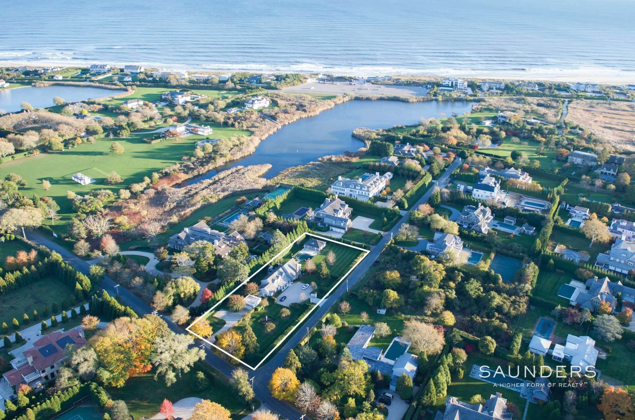 Single Family Homes at Southampton Estate Section Elegance 100 Meadowmere Lane, Southampton, Southampton Town, NY 11968