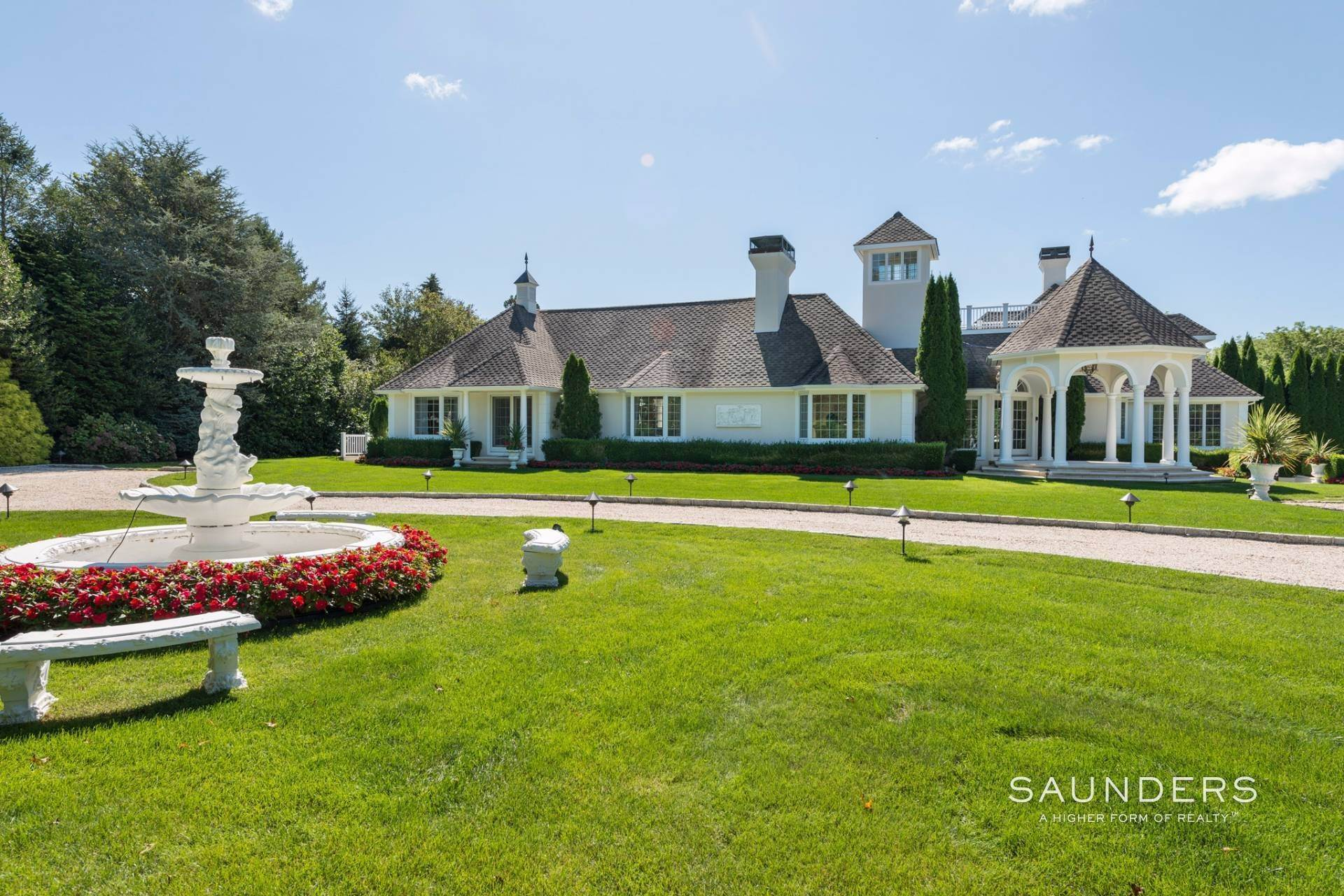 Single Family Homes at Mediterranean Magnificence Southampton, Southampton Town, NY 11968