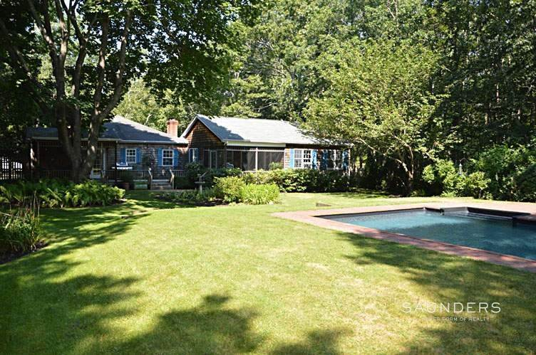 2. Single Family Homes at Water Mill North, Gunite Pool, Yard And Enclosed Patio Southampton, Southampton Town, NY 11968