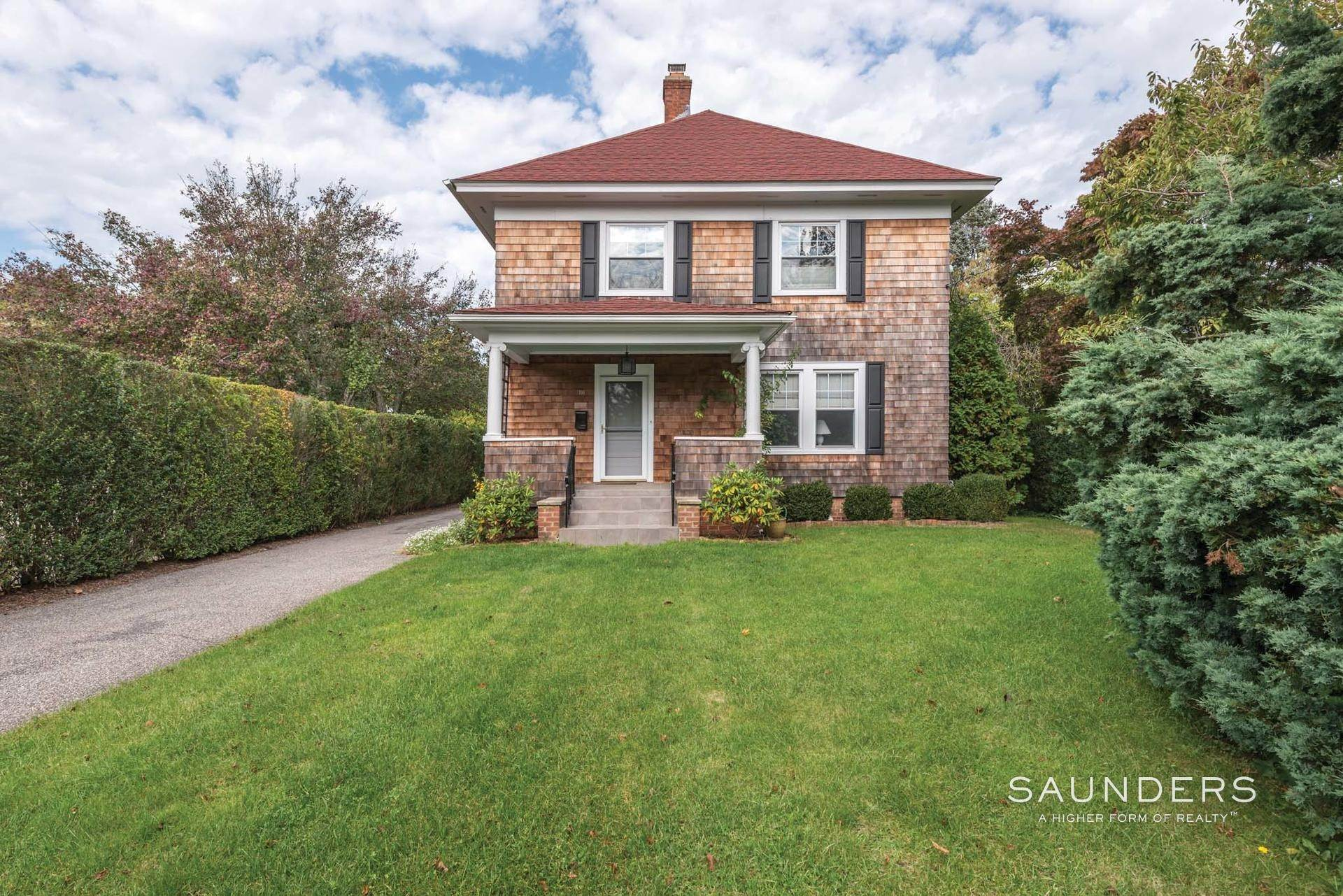 Single Family Homes at Southampton Village Southampton, Southampton Town, NY 11968