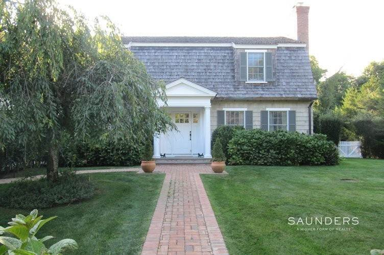 23. Single Family Homes at Beautiful Traditional Close To East Hampton Village East Hampton, East Hampton Town, NY 11937
