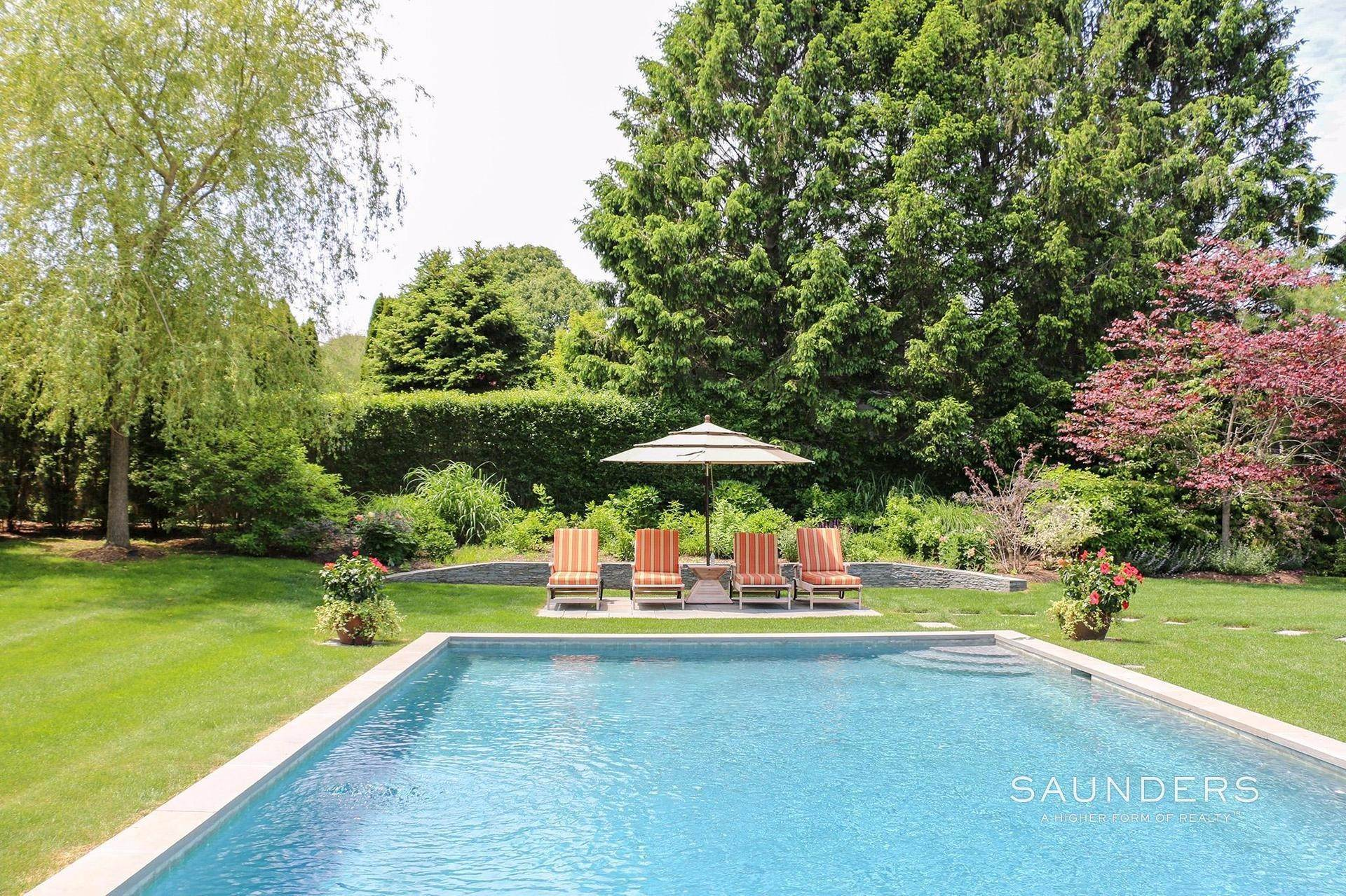 Single Family Homes at Beautiful Traditional Close To East Hampton Village East Hampton, East Hampton Town, NY 11937
