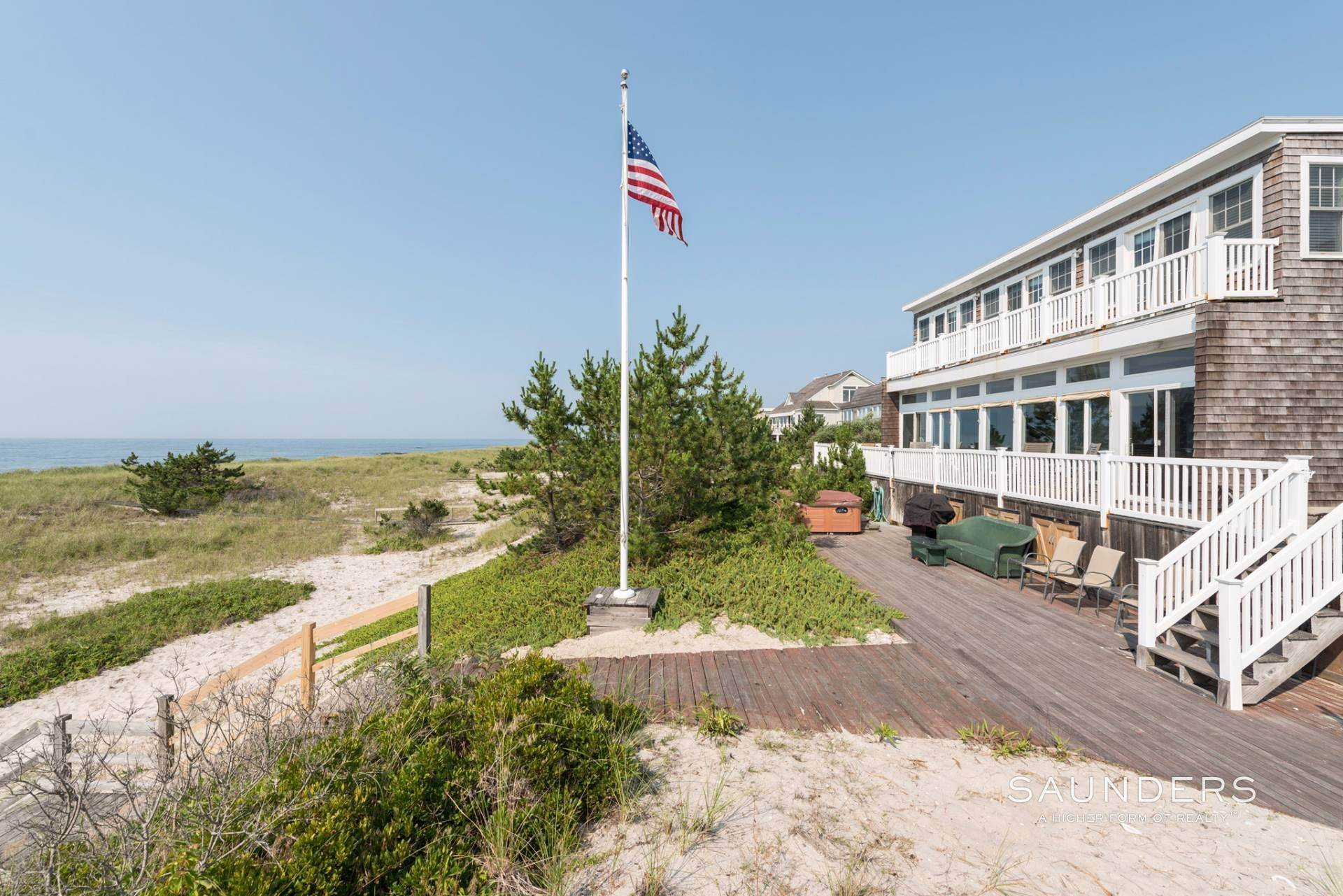Single Family Homes for Sale at Classic Hamptons Oceanfront Westhampton Beach Village, Southampton Town, NY 11978