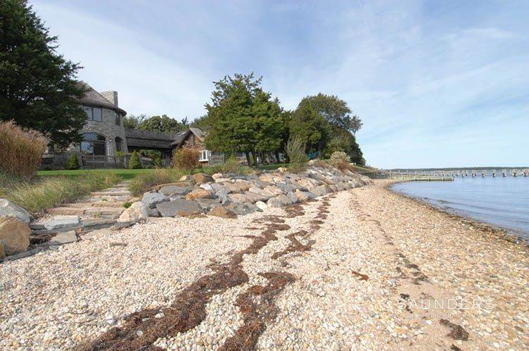 Single Family Homes at Beautiful Waterfront Sag Harbor Sag Harbor, Southampton Town, NY 11963