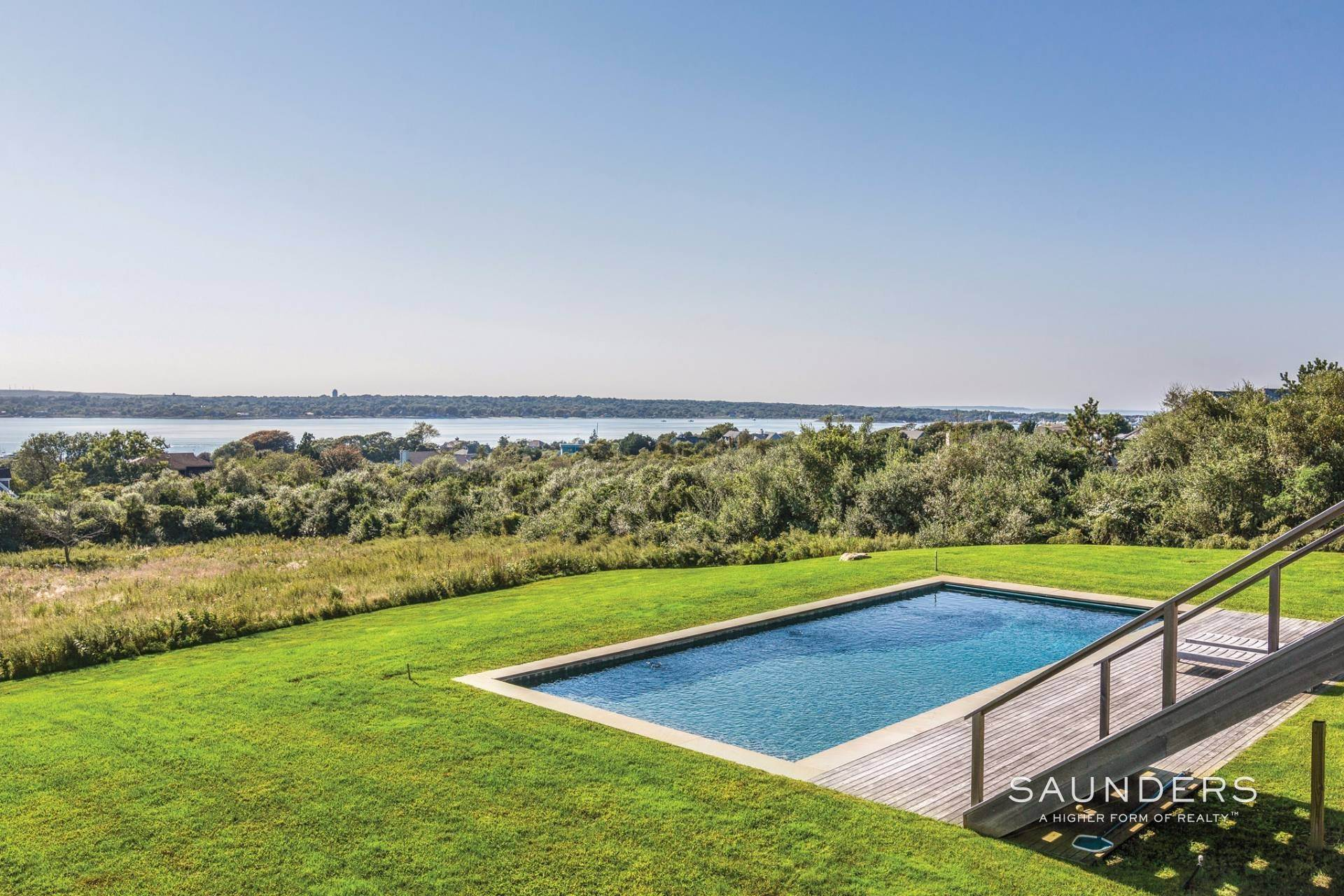 Single Family Homes at Beach Modern With Panoramic Water Views Montauk, East Hampton Town, NY 11954