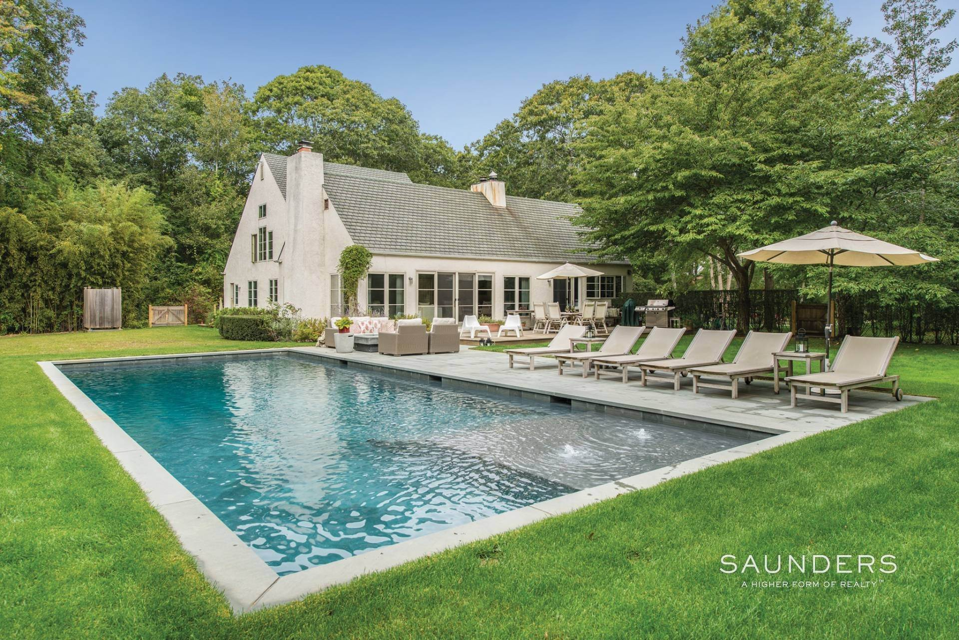 Single Family Homes at Sagaponack Modern Farmhouse 6 Glenwood Lane, Sagaponack Village, Southampton Town, NY 11962