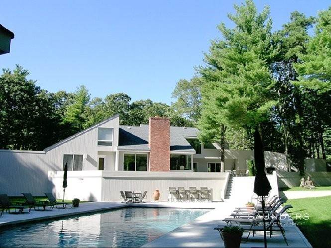 Single Family Homes at Contemporary Beauty East Hampton, East Hampton Town, NY 11937
