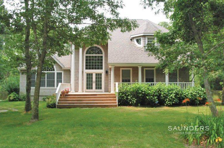 Single Family Homes at Bridgehampton North Bridgehampton, Southampton Town, NY 11932