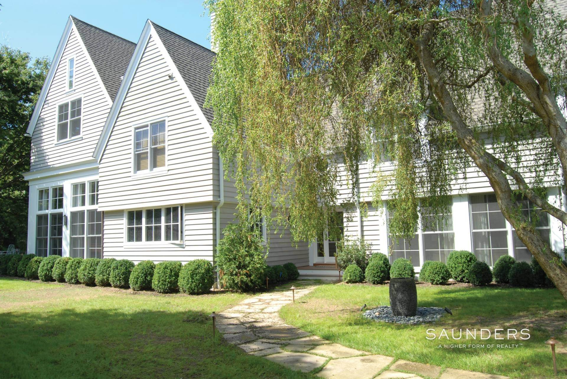 Single Family Homes at Pool And Tennis Southampton Village Southampton, Southampton Town, NY 11968